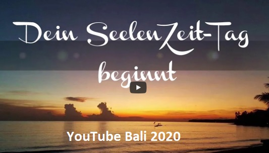 BALI-Film  Intensiv-Seminar Mai 2020 ... YouTube-Link